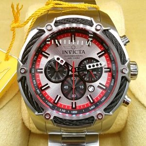 FIRM PRICE-ON SALE-INVICTA BOLT CHRONOGRAPH